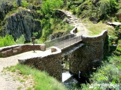 Cascadas del Aljibe; excursiones para grupos; viajes aniversario; album fotos viaje;turismo naturale
